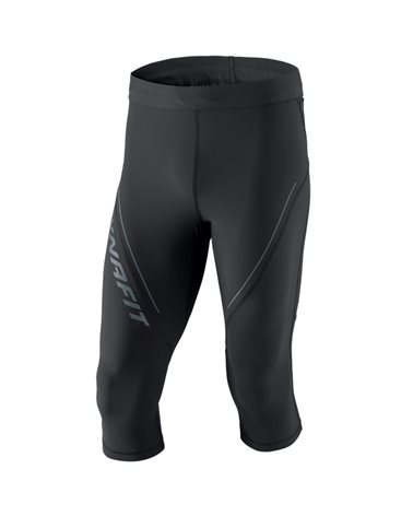 Dynafit Alpine 2 3/4 Tight Calzamaglia 3/4 Uomo, Black Out 0730