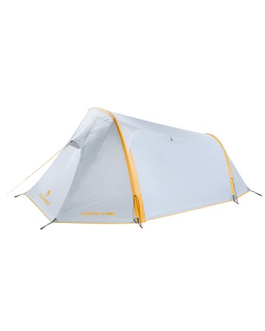Ferrino Lightent 2 Pro FR Tenda Due Posti, Grigio Chiaro