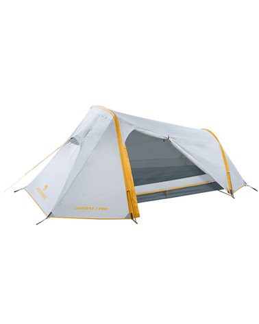 Ferrino Lightent 1 Pro FR 1-person Tent, Light Grey