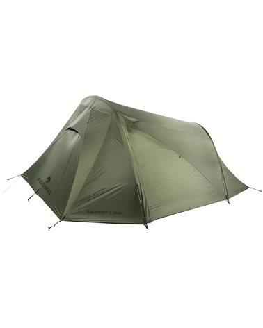 Ferrino Lightent 3 Pro FR 3-person Tent, Olive Green