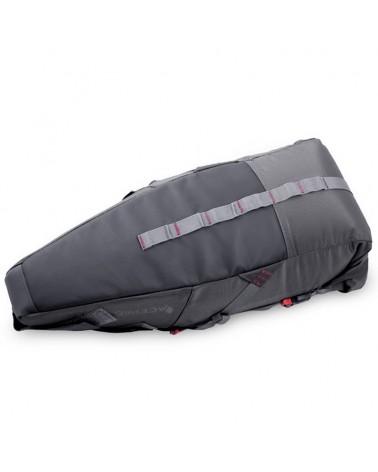 Acepac Saddle Bag Variable Volume 8/16 Liters, Grey