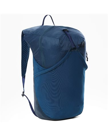 The North Face Flyweight Pack Packable Backpack 17 Liters , Monterey Blue