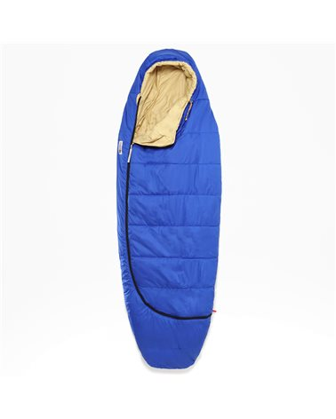 The North Face Eco trail Synthetic Sleeping Bag 20° F/-7° C Regular Left, TNF Blue/Hemp