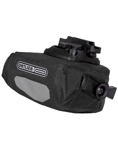 Ortlieb Micro Two F9664 Saddle-Bag 0.5 Liters, Matte Black