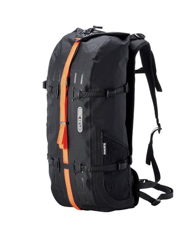 Ortlieb Atrack Waterproof Cycling Backpack 25 Liters, Matte Black