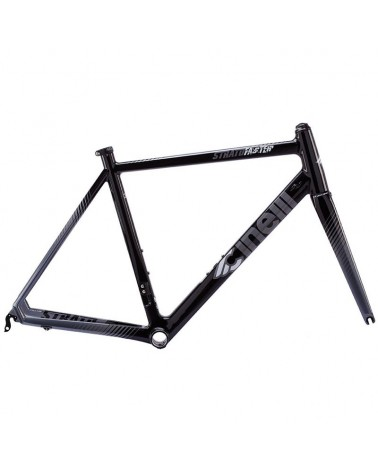 Cinelli Strato Faster Frameset, Midnight Black (2017)