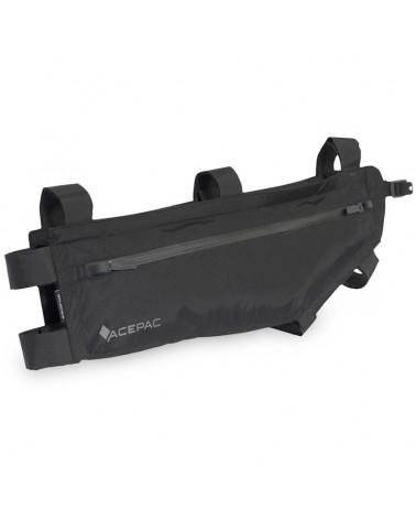 Acepac Zip Frame Bag, Black