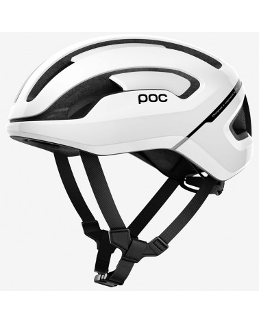 Poc Omne Air Spin Road Cycling Helmet, Hydrogen White