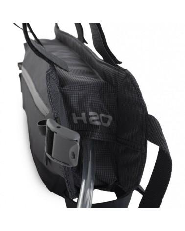 Acepac Zip Frame Bag Borsa Telaio, Nero
