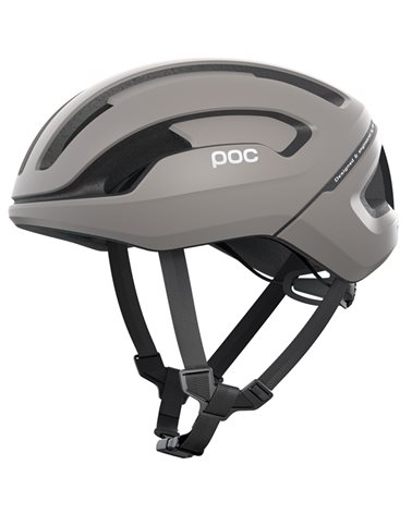 Poc Omne Air Spin Road Helmet, Moonstone Grey Matt