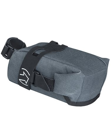 Pro Discover Waterproof Saddle Bag 0.6 Liters, Gray