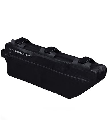 Pro Discover Team Waterproof Frame Bag 5.5 Liters, Black