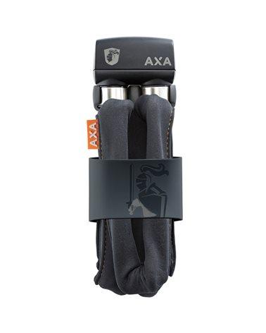 AXA Foldable 600 Catena 95cm Richiudibile Lucchetto Bici + Chiave