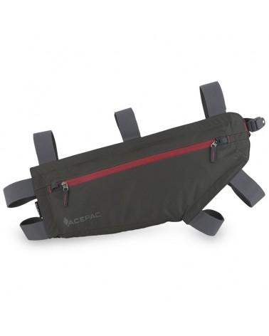 Acepac Zip Frame Bag, Grey