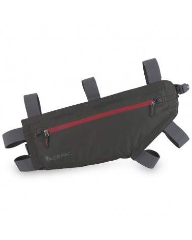 Acepac Zip Frame Bag Borsa Telaio, Grigio