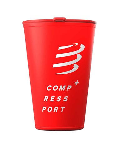 Compressport Fast Cup 200ml, Red
