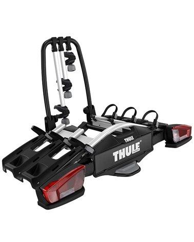 Thule Velocompact 3 926 13-pin Towbar Bike Rack, Alu/Black (3 Bikes)