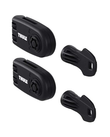 Thule 986 Wheel Strap Locks