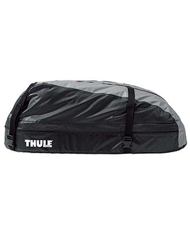 Thule Ranger 90 Foldable Roof Box 280 Liters, Black/Silver Grey