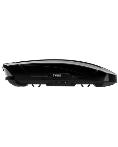 Thule Motion XT M Roof-Mounted Cargo Box 400 Liters Dual-Side, Black Glossy