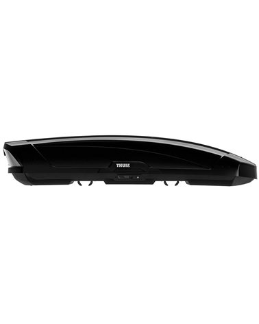 Thule Motion XT XXL Roof-Mounted Cargo Box 610 Liters Dual-Side, Black Glossy
