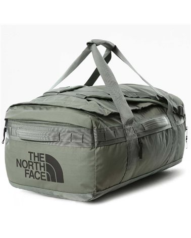 The North Face Base Camp Voyager - 62 Liters, Agave Green/TNF Black