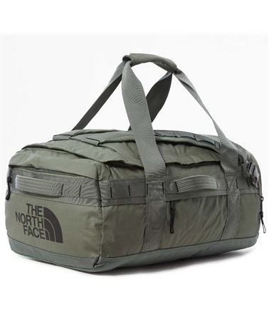 The North Face Base Camp Voyager - 42 Liters, Agave Green/TNF Black
