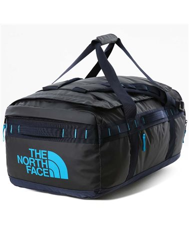 The North Face Base Camp Voyager - 62 Liters, Aviator Navy/Meridian Blue