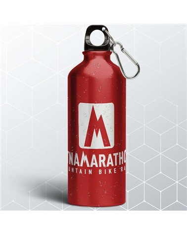 Etna Marathon Aluminum Bottle with Biner