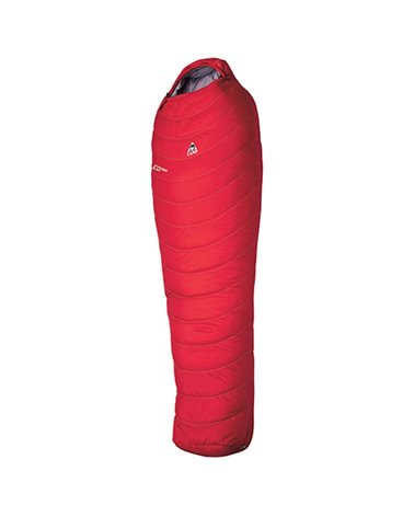 Camp ED 500 Sleeping Bag -17° Right Zip, Strawberry Red