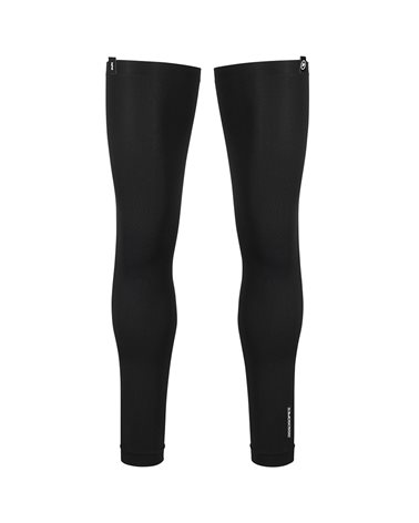 Assos Leg Foil Cycling Leg Warmers, Black Series