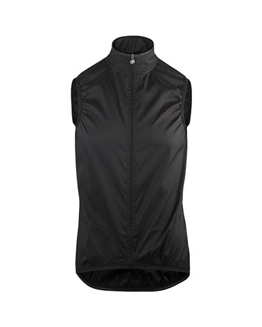 Assos Mille GT Wind Vest Gilet Ciclismo Uomo, Black Series