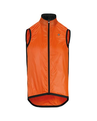 Assos Mille GT Wind Vest Gilet Ciclismo Uomo, Lolly Red