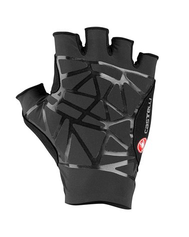 Castelli Icon Race Cycling Short Fingers Gloves, Black