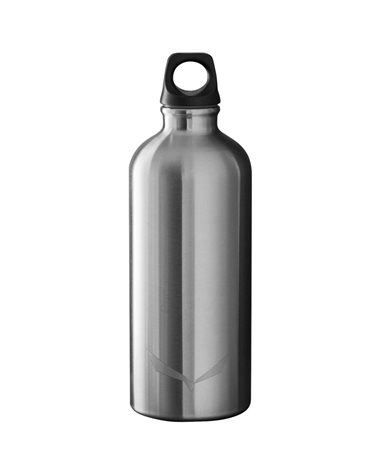 Salewa Isarco Lightwight Stainless Steel Bottle 0.6 Liters, Steel