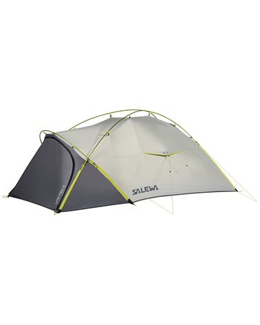 Salewa Litetrek III 3-person Tent, Lightgrey/Cactus