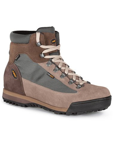 Aku Slope Original GTX Gore-Tex Scarponi Uomo, Marrone Scuro