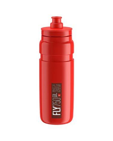 Elite Bottle Fly 750ml, Red Logo Bordeaux