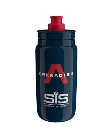 Elite Fly Water Bottle Team Granadier Blue 2021 550ml
