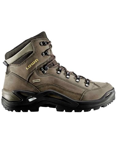Lowa Renegade MID GTX Gore-Tex Men's All Terrain Classic Boots, Sepia/Sepia