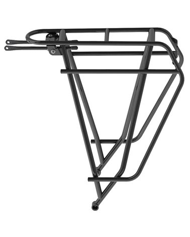 "Tubus Grand Tour 26""/28"" Rear Pannier Rack, Black"