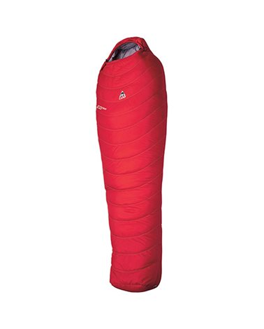 Camp ED 150 Sleeping Bag -3° Right Zip, Strawberry Red