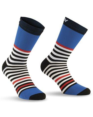 XTech XT181 Ciclyng Socks, Multicolor