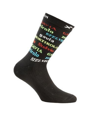 XTech XT183 Cycling Socks, Multicolor