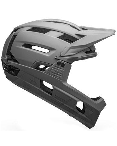 Bell Super Air R Spherical MIPS MTB Helmet, Matte-Gloss Grays