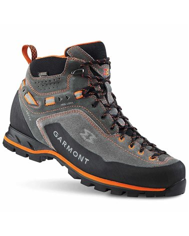 Garmont Vetta GTX Gore-Tex Men's Trekking Boots, Dark Grey/Orange