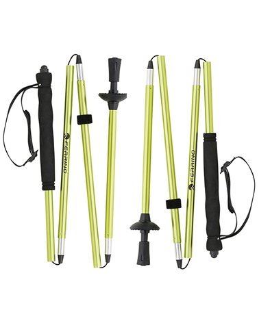 Ferrino Jet Foldable Trekking Stick cm.120 (Pair)