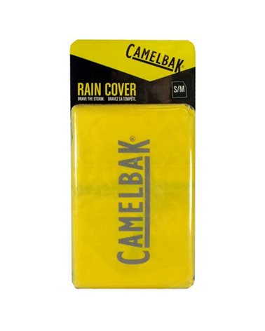 Camelbak Raincover Size S/M 15/30 Liters Backpack, Hi-Viz Yellow