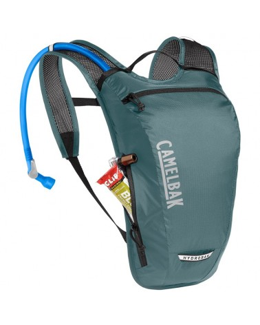 Camelbak Hydrobak Light 2.5 Liters Cycling Hydration Pack, Atlantic Teal/Black (1.5 Liters Crux Reservoir Included)