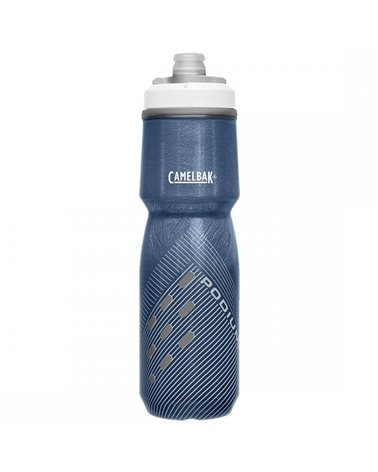 Camelbak Podium Chill Insulated 710 ml/24oz Water Bottle, Navy Perforated